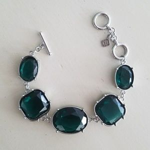 Banana Republic Emerald Bracelet